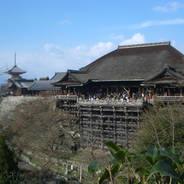 師走風景 今年の漢字 清水寺