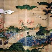 紅葉 東京国立博物館 狩野秀頼
