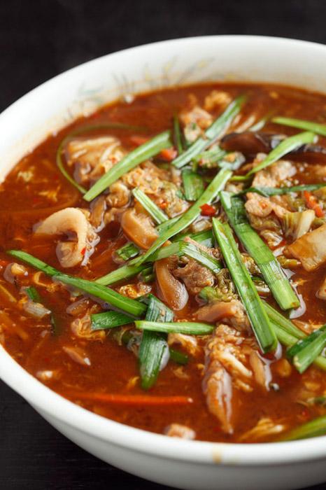 紅華 担々麺