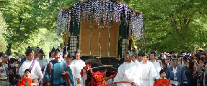 未だ叶わない 糺の森での葵祭の京懐石