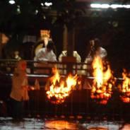 夏越祓 茅の輪くぐり 人形流し 上賀茂神社