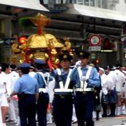 祇園祭 還幸祭 四条御旅所