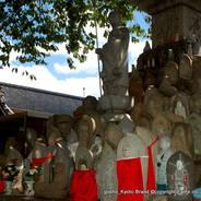 地蔵盆 大日盆   壬生寺