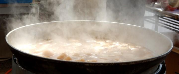 「大根焚き」は京の冬を告げる