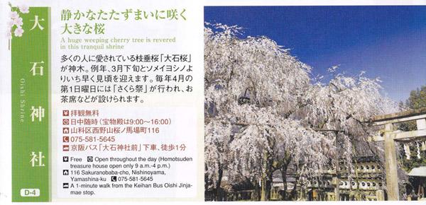 さくらマップ大石神社