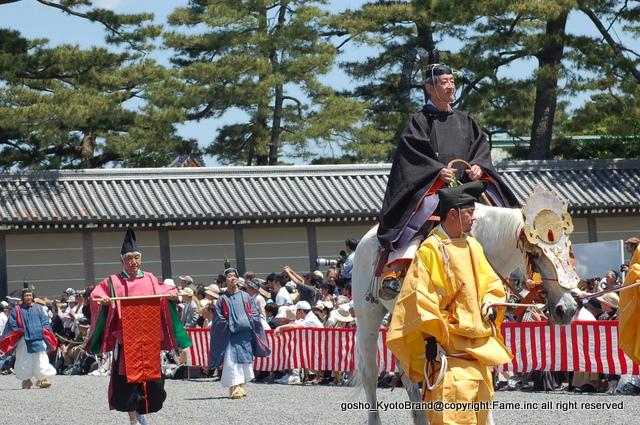 葵祭を楽しむ法 ・にわか写真学習 その3