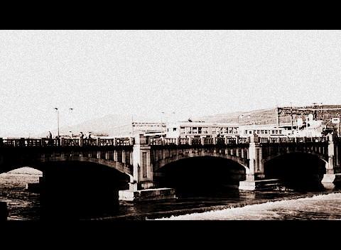 鴨川橋めぐりツアー