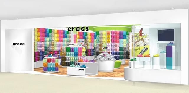 11月1日crocs 京都 新風館店