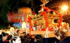 御香宮神幸祭、本年は居祭