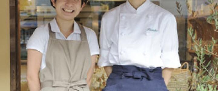 アルザスの焼菓子を荒神口で / フランス菓子工房 sampo