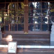 初詣 狛兎 岡崎公園