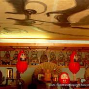 節分 達磨寺 法輪禅寺 衆聖堂
