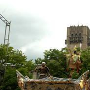 祇園祭 橋弁慶山