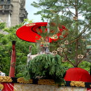 祇園祭 鈴鹿山