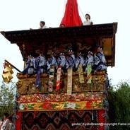 後祭 祇園祭 北観音山