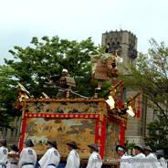 後祭 祇園祭 橋弁慶山