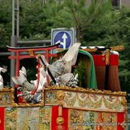 後祭 祇園祭 鯉山