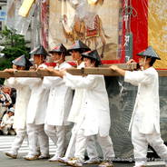 後祭 祇園祭 鈴鹿山