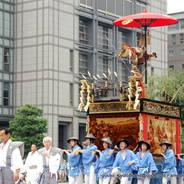 後祭 祇園祭 浄妙山