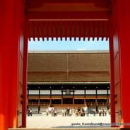 京都御所秋季一般公開    京都