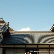 京都御所秋季一般公開    京都御所 紫宸殿 清涼殿