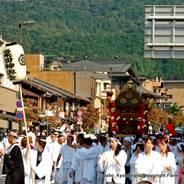 剣鉾 粟田祭