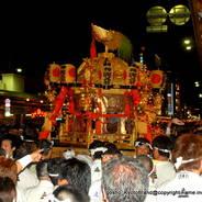 祇園祭 吉符入り 神幸祭  三若