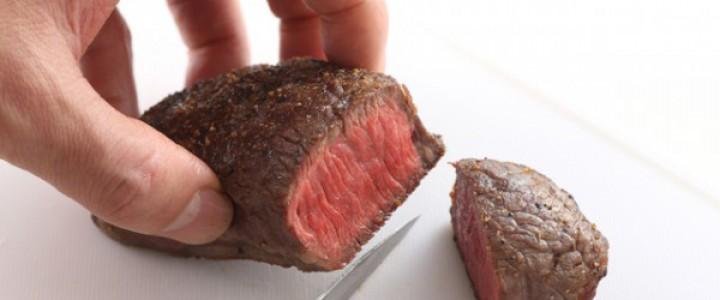 薪窯仕立てのお肉