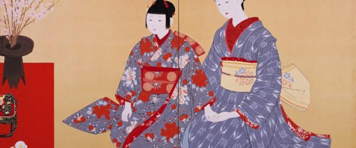 北沢映月《娘》1935年京都市美術館蔵