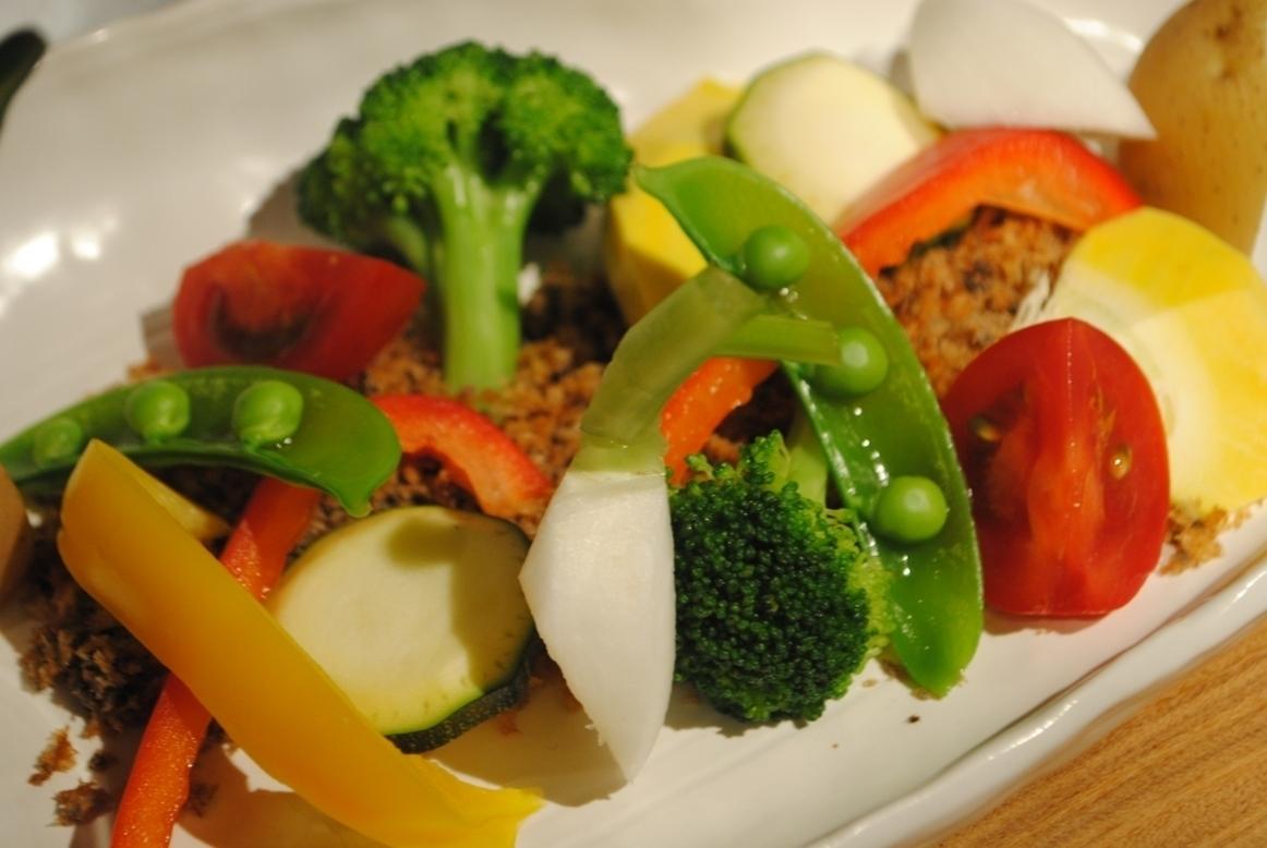 外食でも体にいいものを食べたい人のためのレストラン