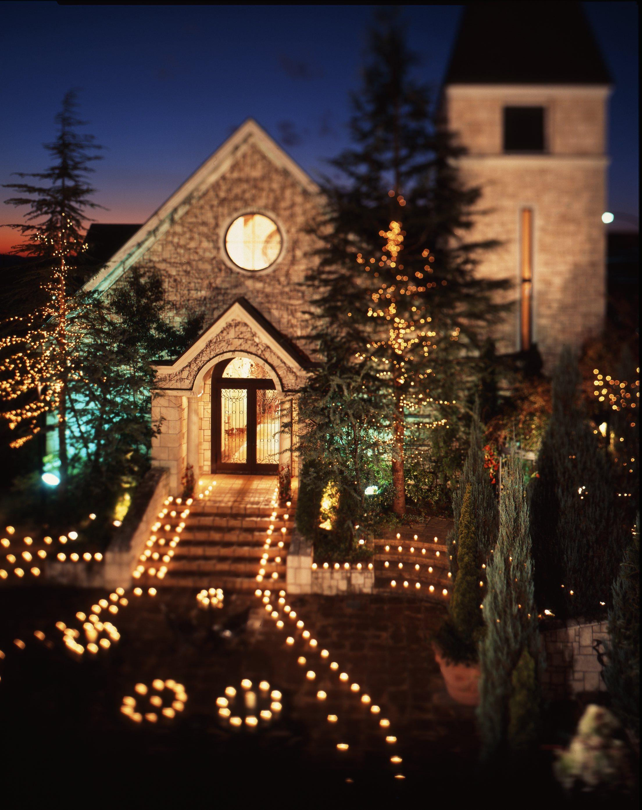 TAKAMI BRIDAL、90年目のクリスマスイルミ