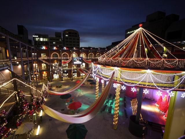 新風館STAR LIGHT CHRISTMAS