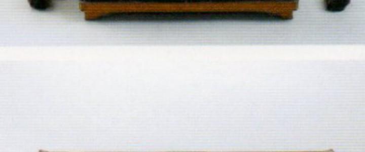 江馬長閑(文台)、神坂祐吉(硯箱)、神坂雪佳(図案)《歌蒔絵文台・重硯箱》 大正8(1919)年  ※後期のみの展示