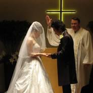 ジューンブライド 婚礼の儀