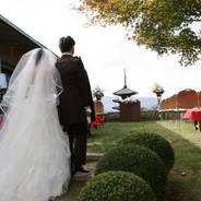 ジューンブライド 婚礼の儀 京大和