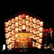 祇園祭 宵山 北観音山
