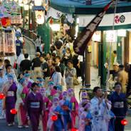 祇園祭 お迎え提灯 八坂神社