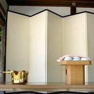 重陽神事 上賀茂神社