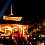 観月祭 清水寺