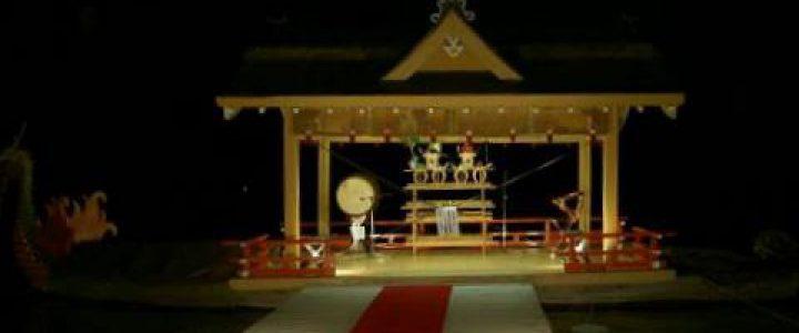 観月祭 大覚寺 大沢池