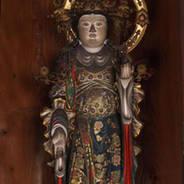 仏像 勝林寺 吉祥天