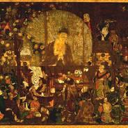 涅槃会 京都国立博物館 釈迦如来 摩耶夫人