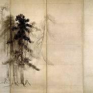 文化遺産 東京国立博物館 長谷川等伯
