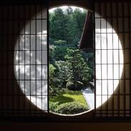 京の夏 東福寺 芬陀院(ふんだいん)