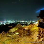 芸術の秋 清水寺