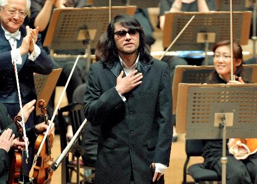 佐村河内守2010年8月京都コンサートホール
