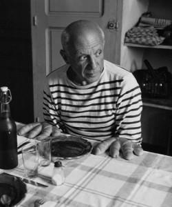ピカソのパン 1952年