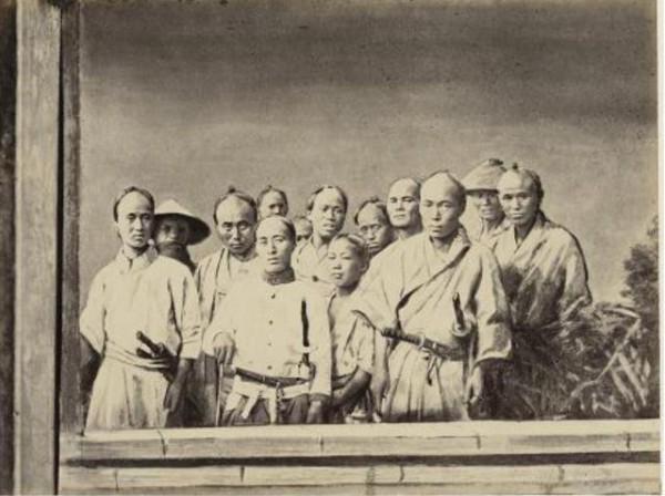 下関の兵士©  Guimet National Museum of Asian Arts