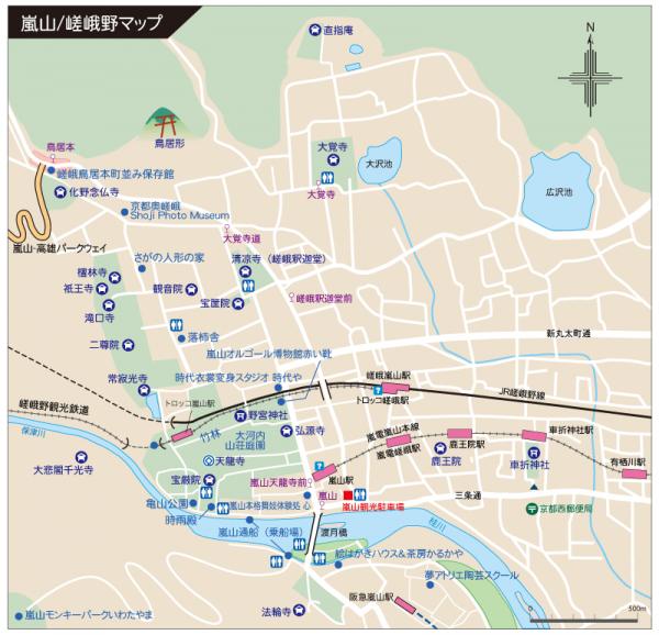 map_arashiyama