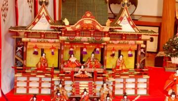 人雛もある市比賣(いちひめ)神社★ひいな祭
